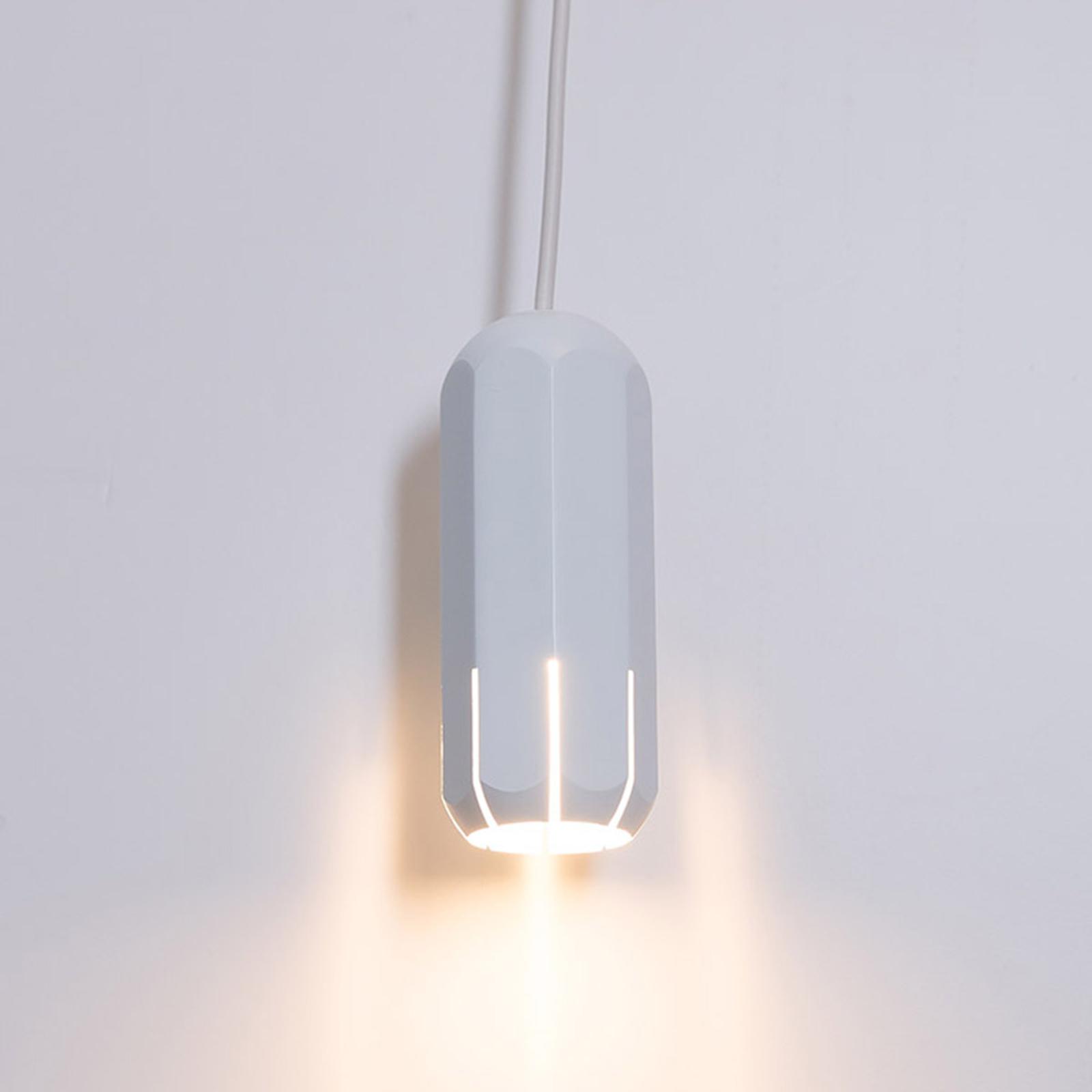 Innermost Brixton Spot 11 lampa wisząca LED, biała