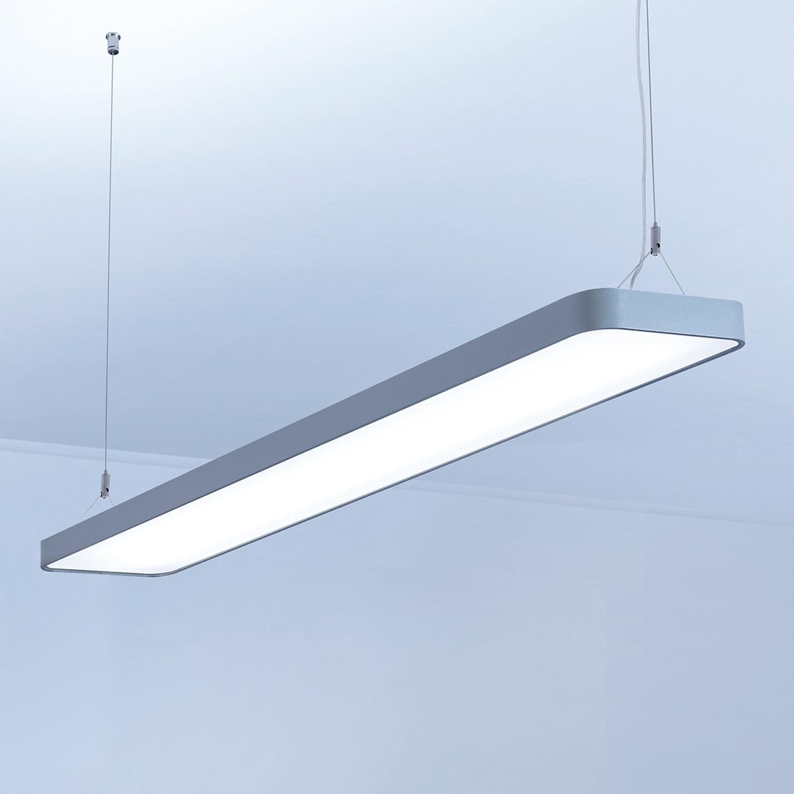 Optymalna biurowa lampa wisząca LED Caleo-P1, 73 W