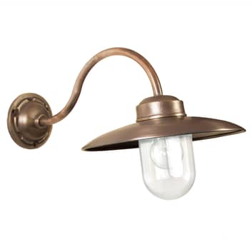 lámpara de pared ext. de forma perfecta Landes