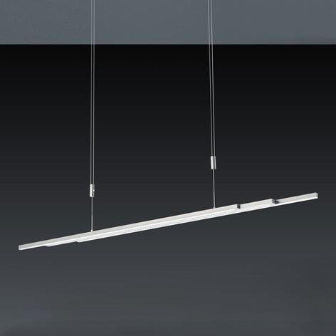 BANKAMP L-lightLINE LED-hengelampe vertical dimm