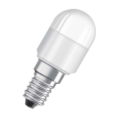 OSRAM ampoule LED Special T26 E14 2,3 W 827 mate