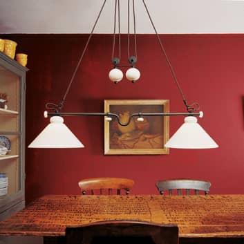 Menzel Provence La Maison závěsné světlo výsuvné