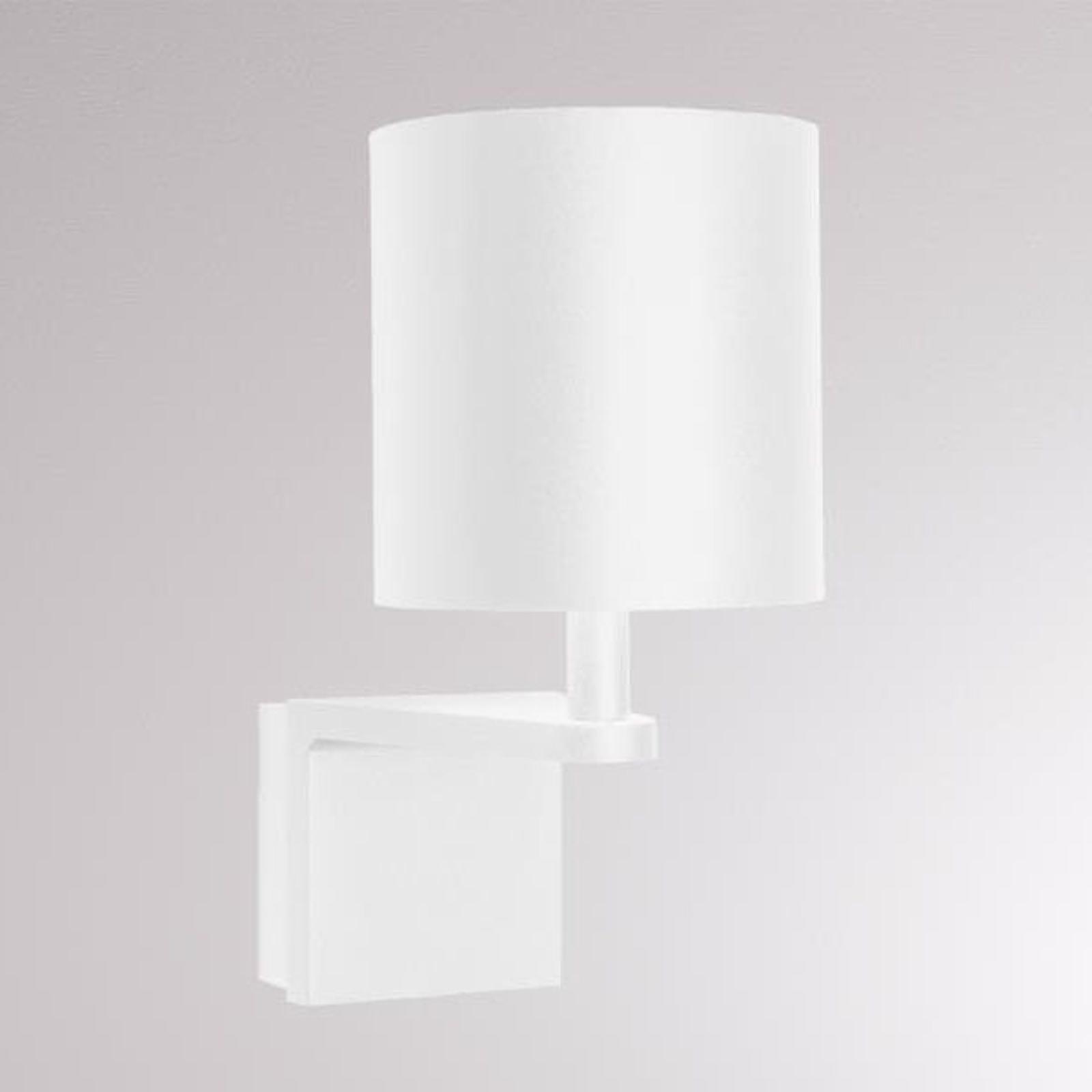 LOUM Waamp LED wandlamp wit