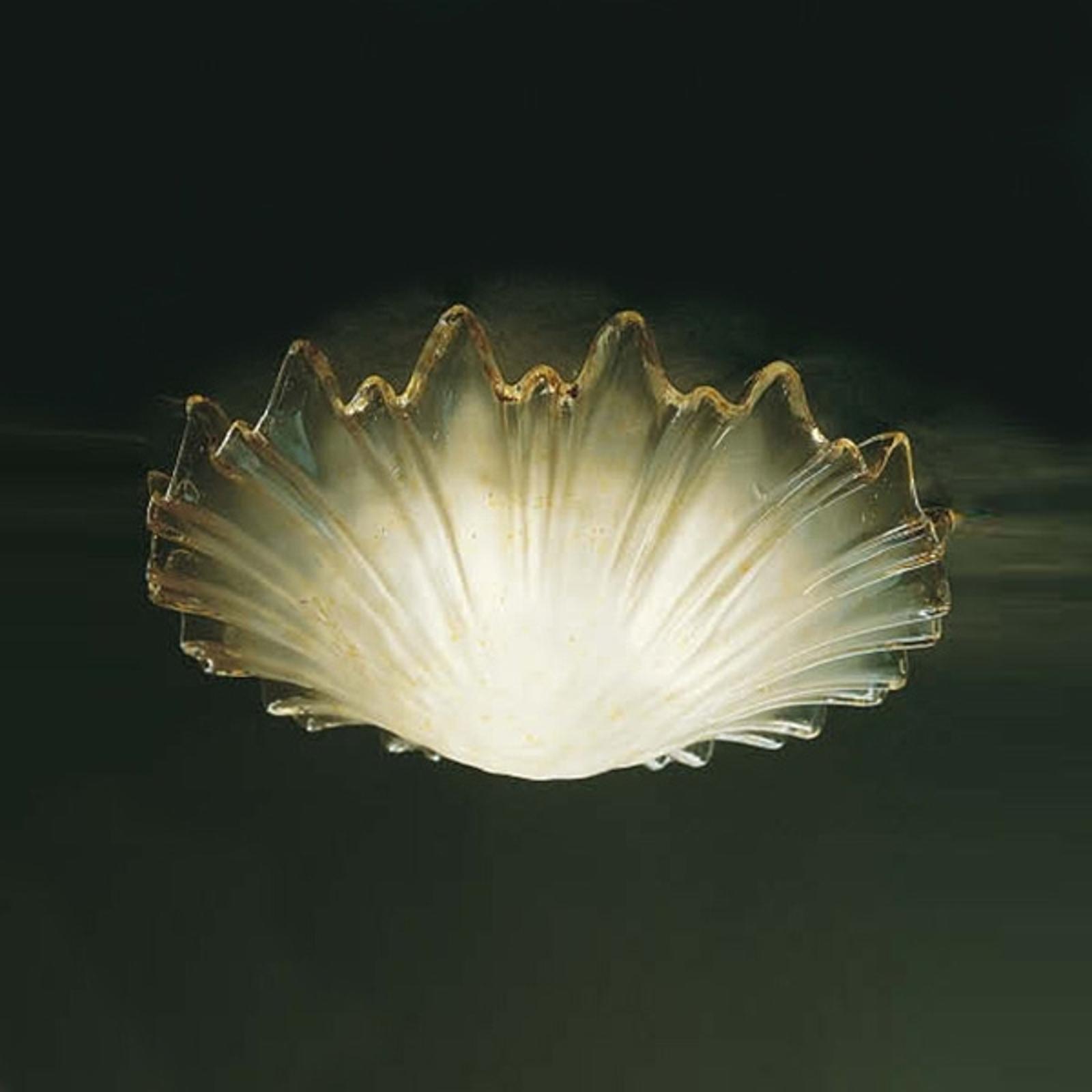 Lampa sufitowa CORTINA, wykonana ręcznie