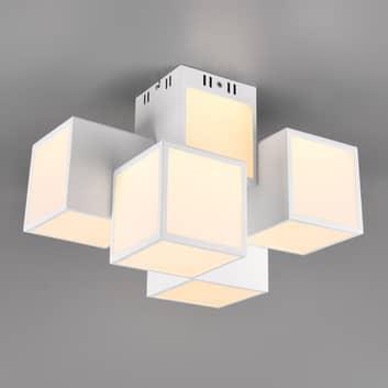 Trio WiZ Oscar lampa sufitowa LED 45x30cm
