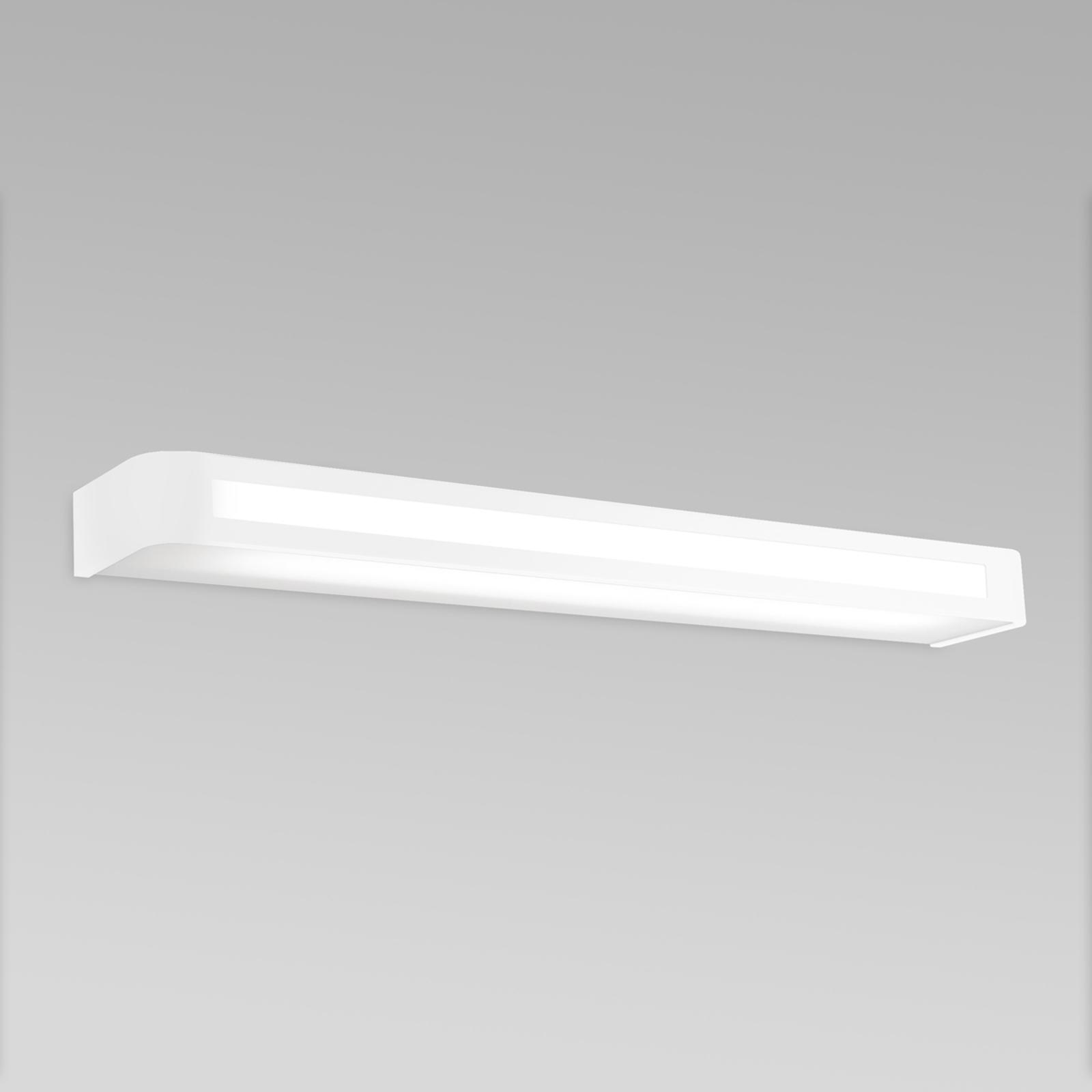 Tijdloze LED wandlamp Arcos, IP20 60 cm, wit