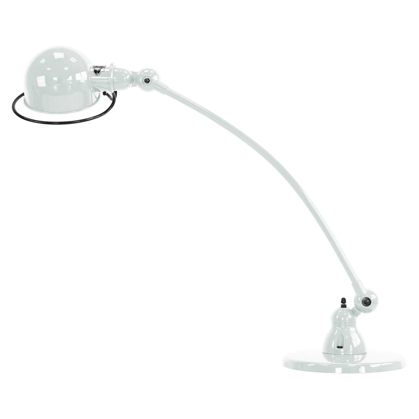 Jieldé Loft C6000 lampe à poser, arquée, blanche
