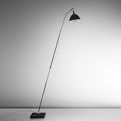 Ingo Maurer Max. Floor Stehlampe, Schirm schwarz