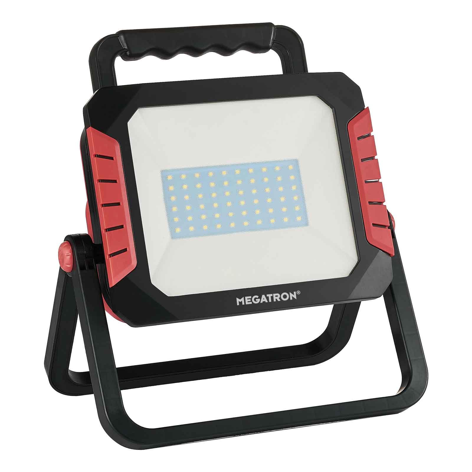 LED-Strahler Helfa XL mit Akku, 30 W