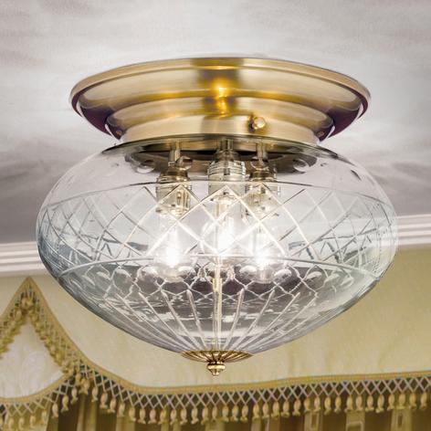 Lámpara de techo estética ENNA Ø 40 cm