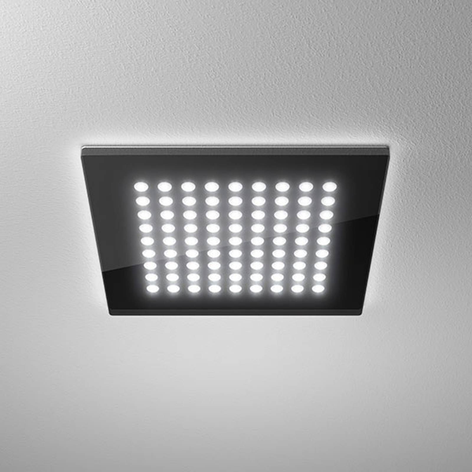 Downlight LED Domino Flat Square, 21 x 21cm, 18W
