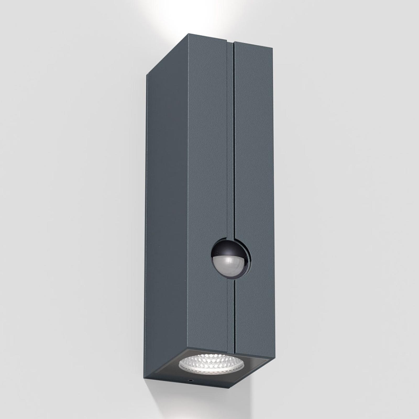 IP44.de cut control LED-Außenwandleuchte anthrazit