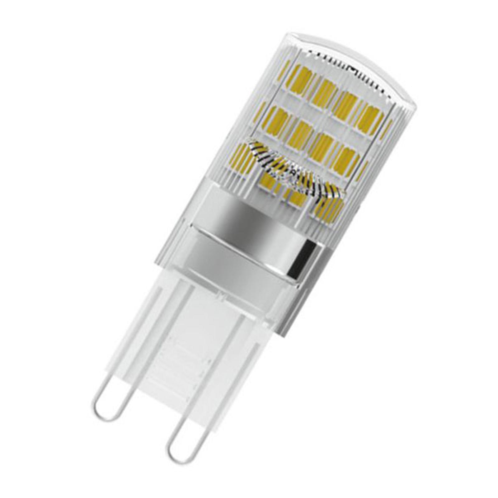 OSRAM LED-Stiftsockellampe G9 1,9W 2.700K klar 3er