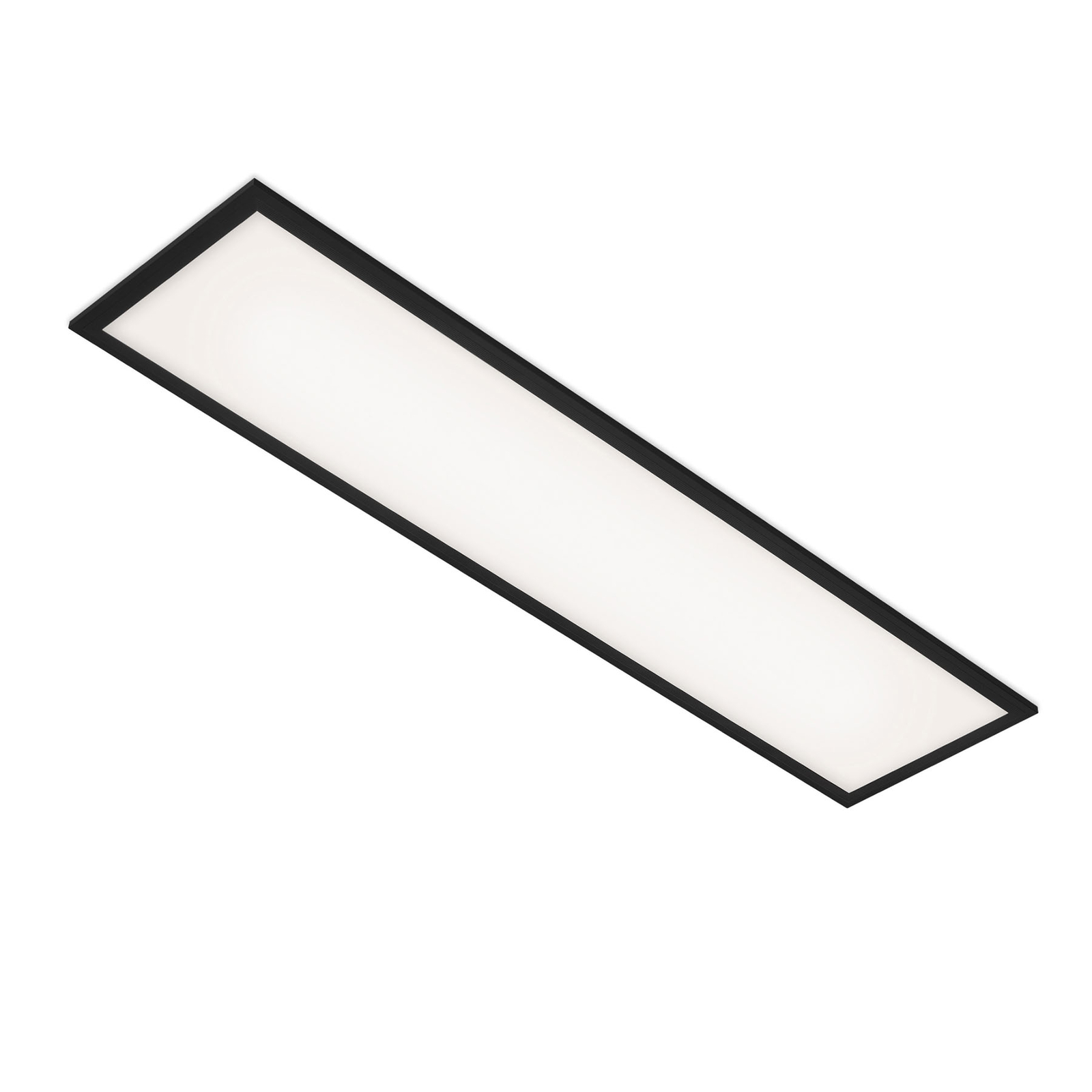 Panel LED Piatto CCT z pilotem, prostokątny