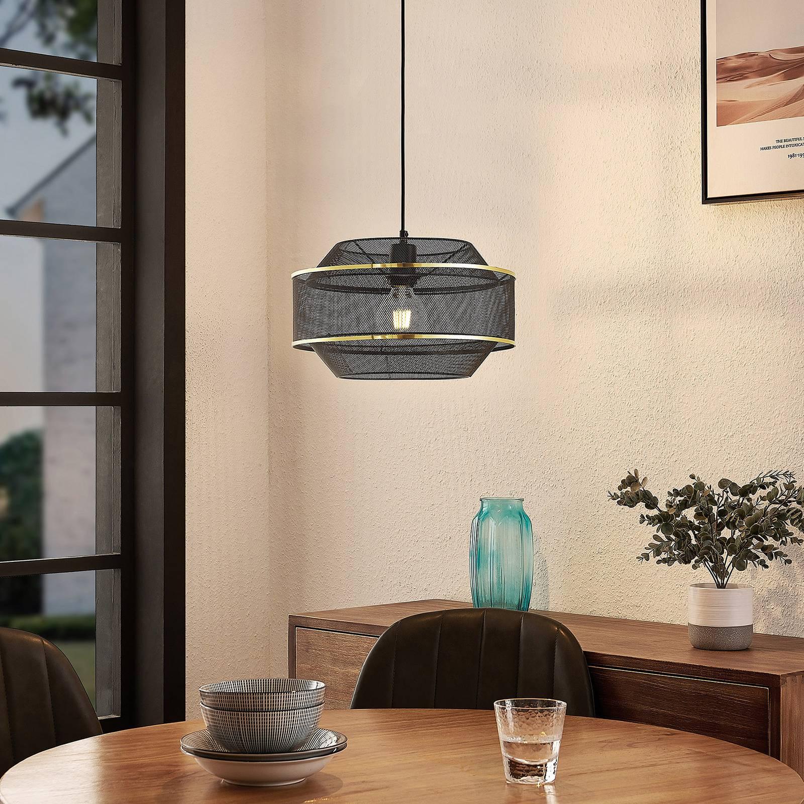 Lindby Dionta, kooi-hanglamp, 1-lamp