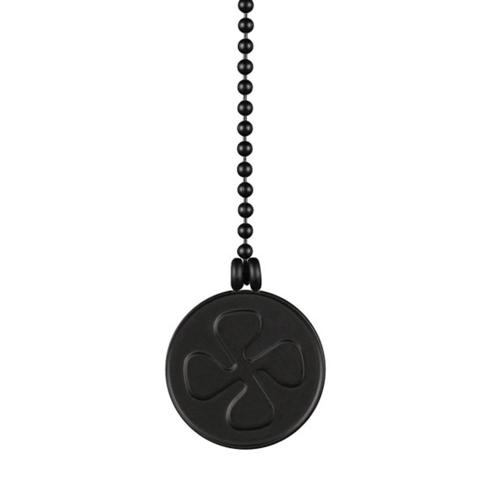 Westinghouse ventilator medaljon kæde sort