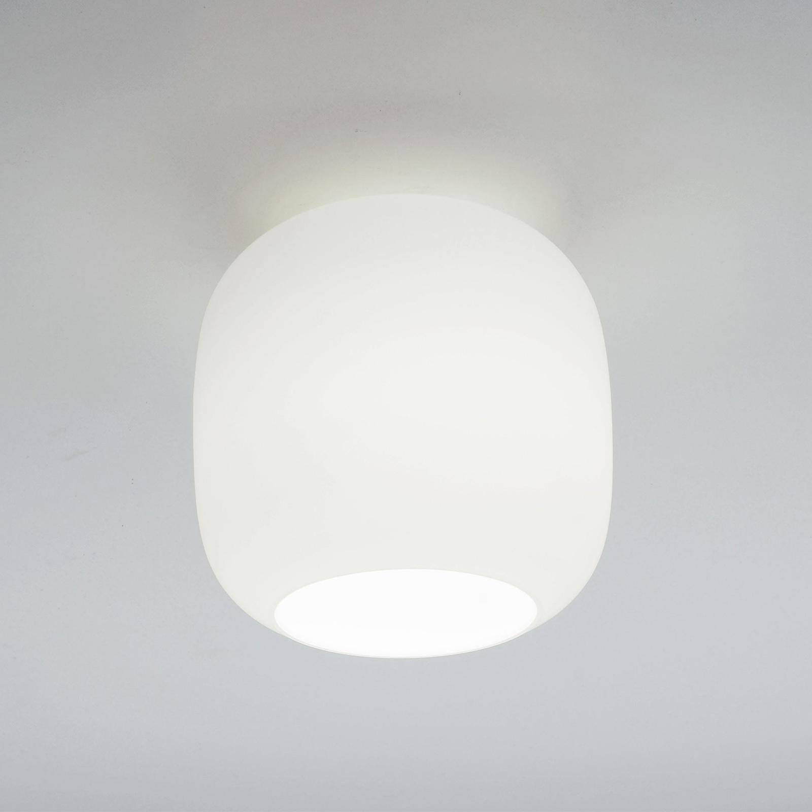 Acquista Casablanca Murea plafoniera, bianco opale, Ø 25 cm