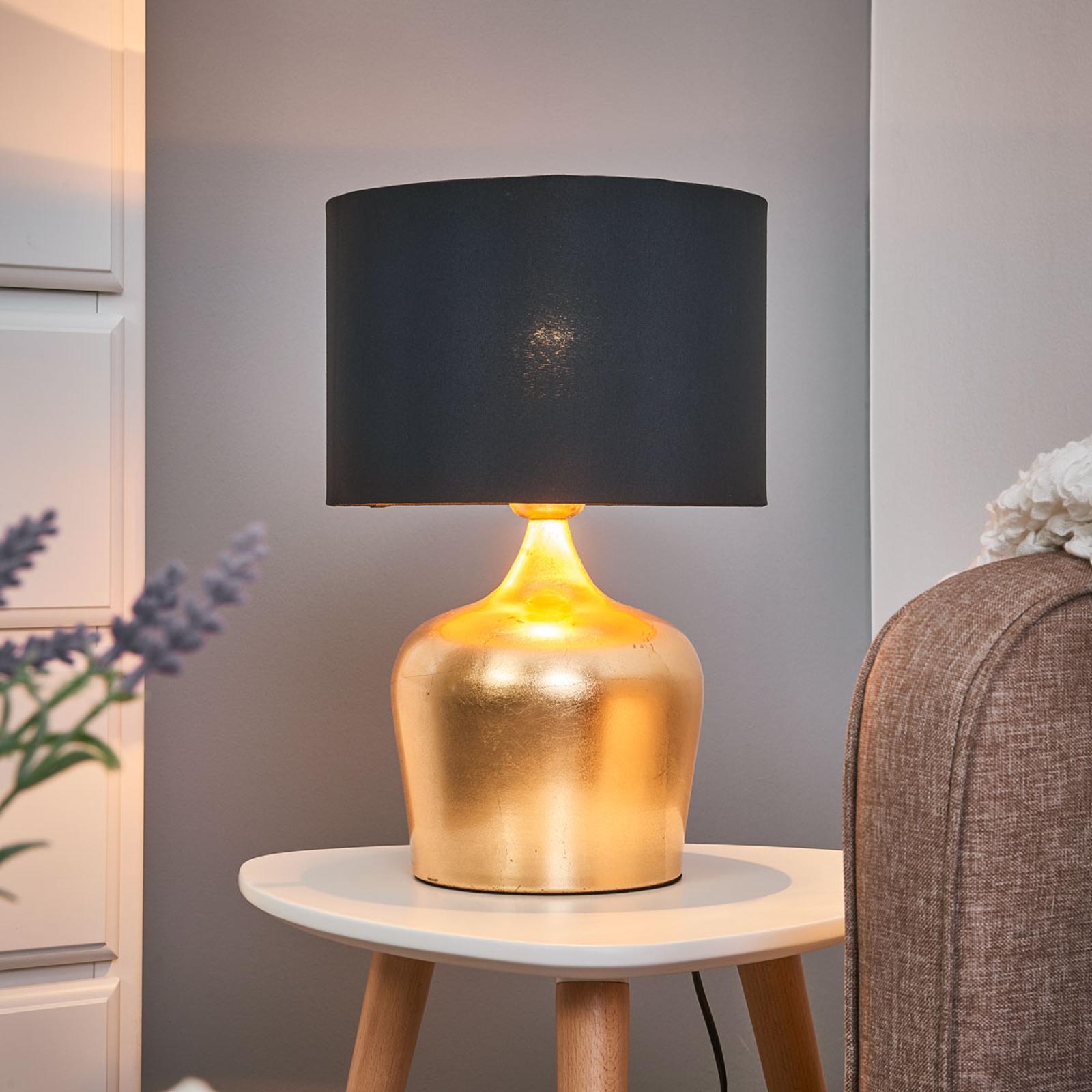 Gracieuse lampe de table Manalba