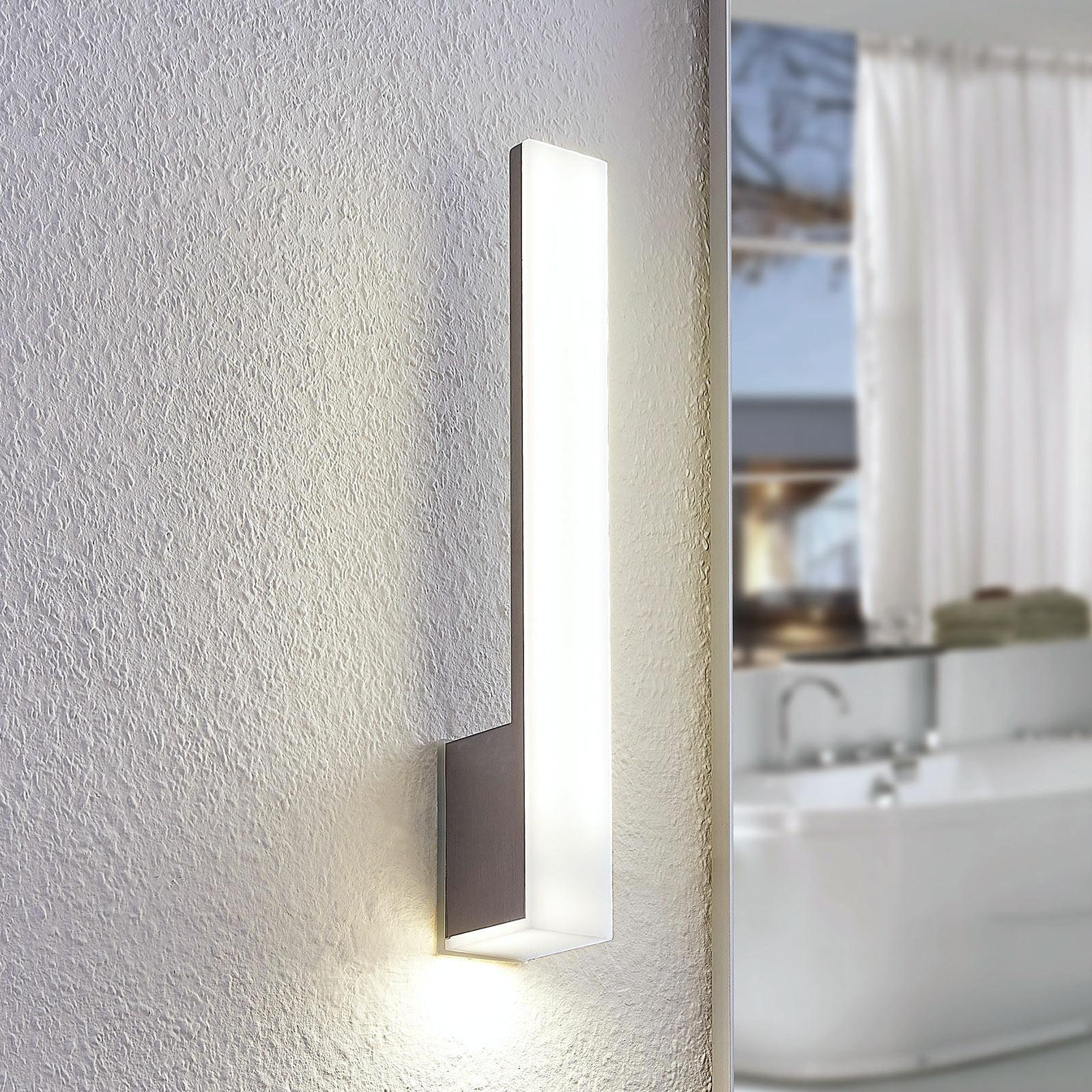 Lámpara de pared LED Eline, IP42, 40 cm