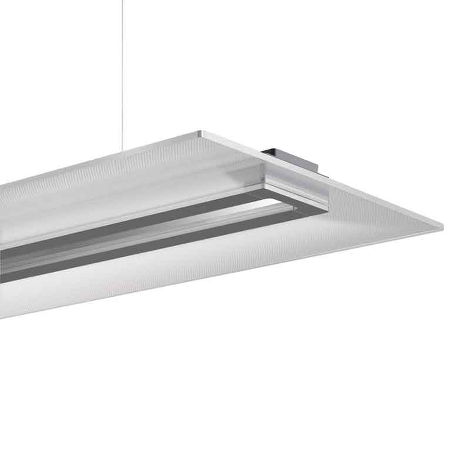 Siteco Vega lampa wisząca LED z EVG-DALI 31W