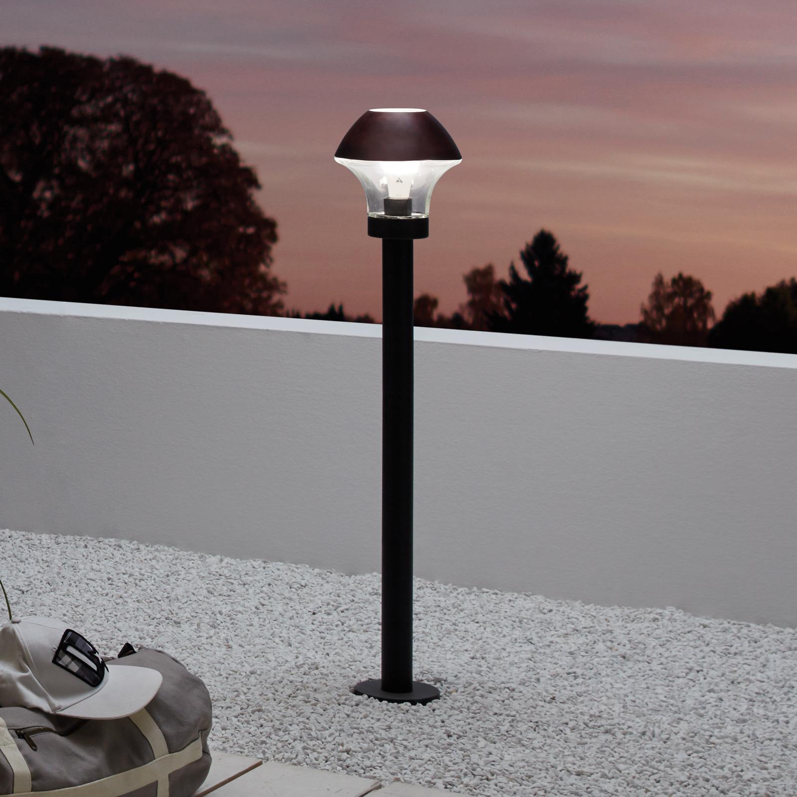 EGLO connect Verlucca-C LED-Wegeleuchte