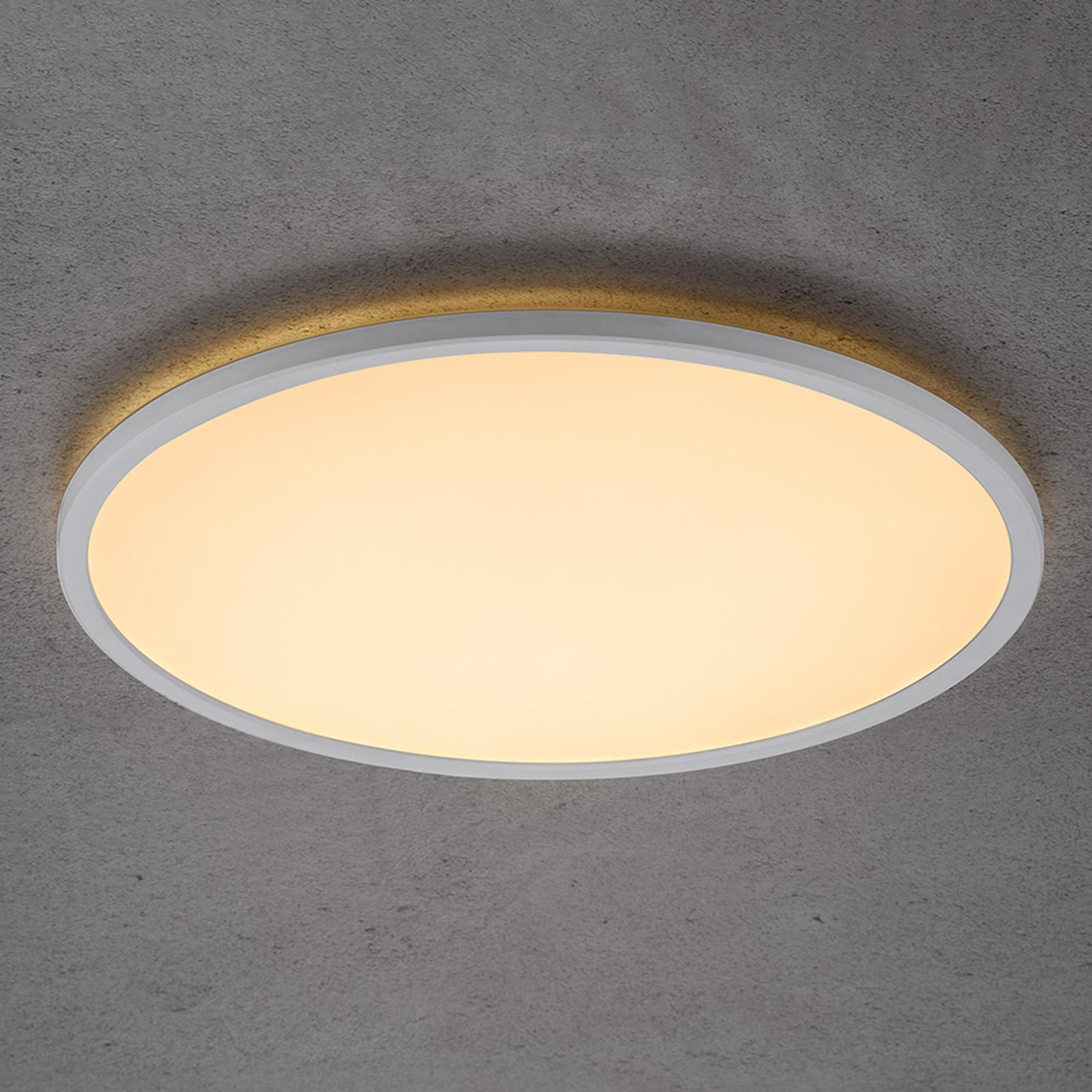 Lampa sufitowa LED Planura, ściemniana, Ø 42 cm