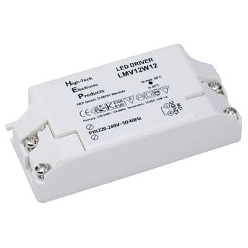 Transformateur LED 12W, 12V