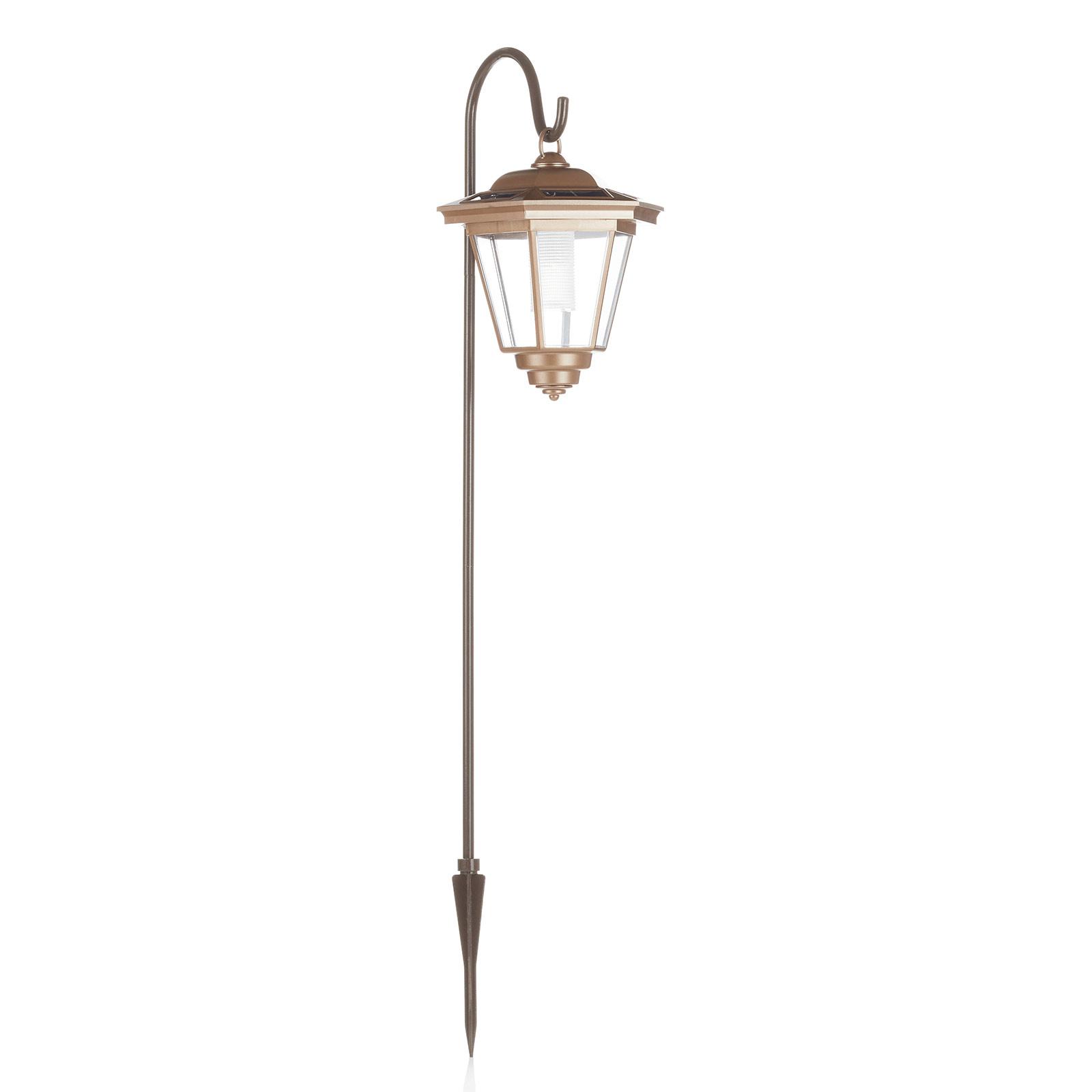 Solcelledrevet TIVOLI LED lanterne | Lampegiganten.no