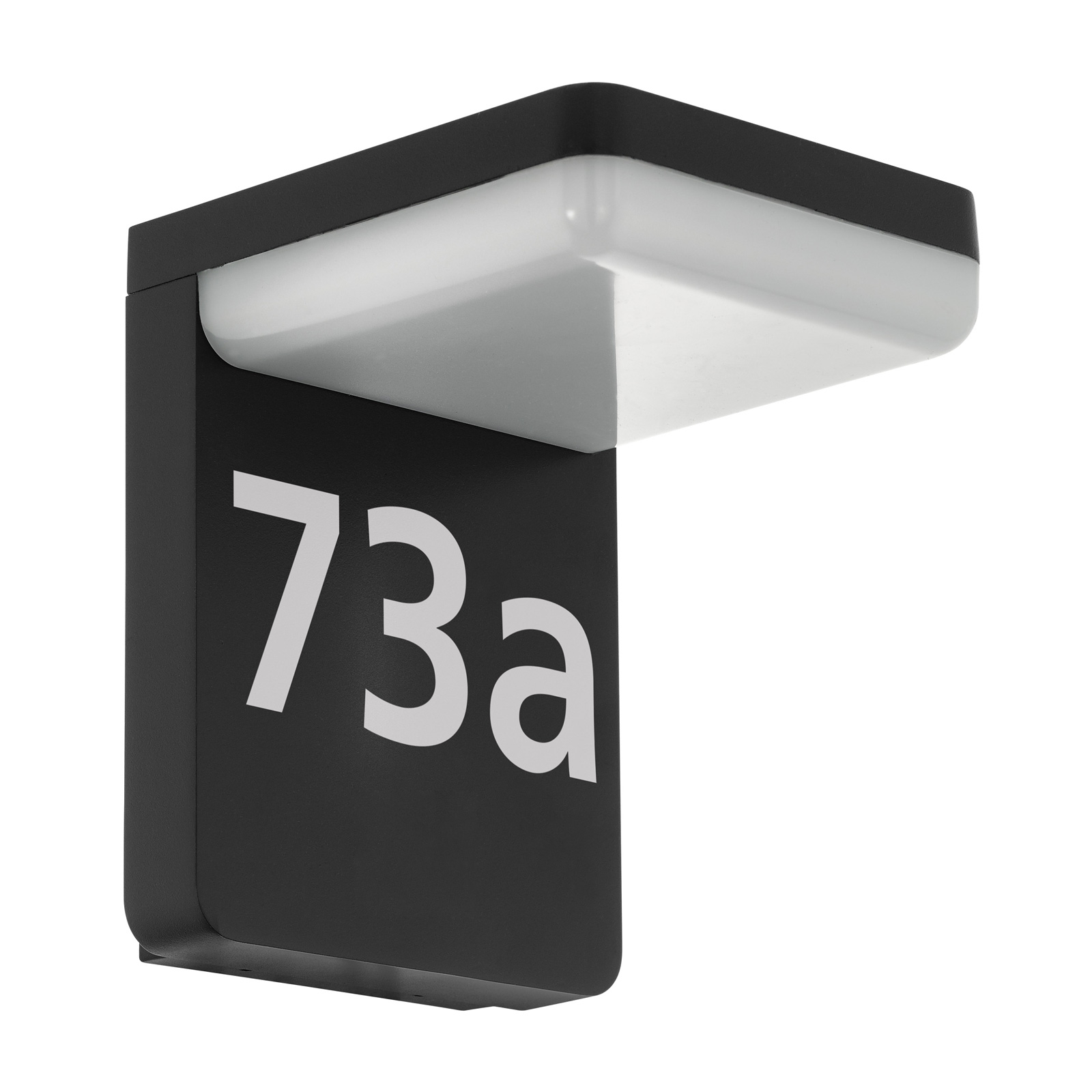 LED-Hausnummernleuchte Amarosi
