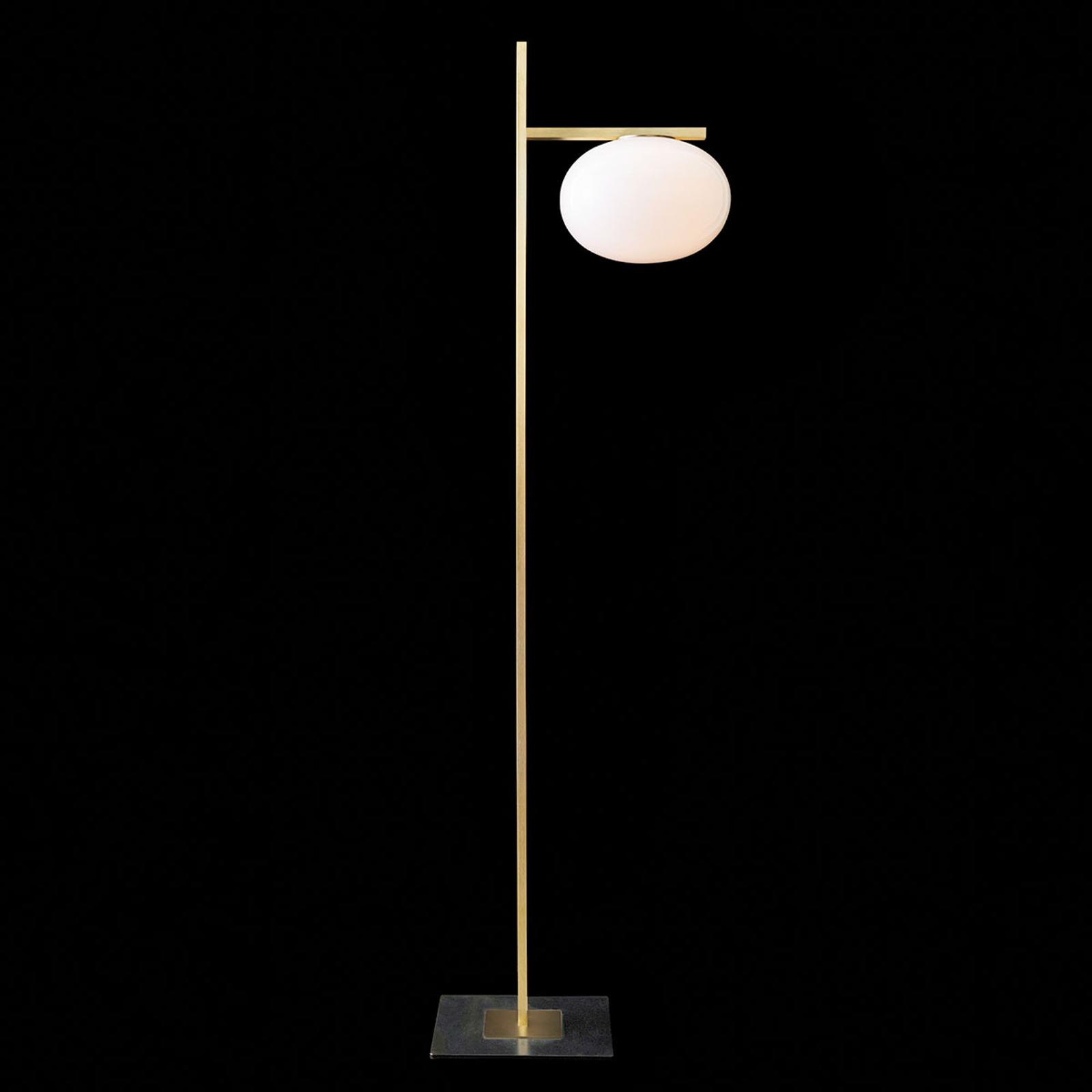 Oluce Alba - vloerlamp met dimmer, 1-lamp