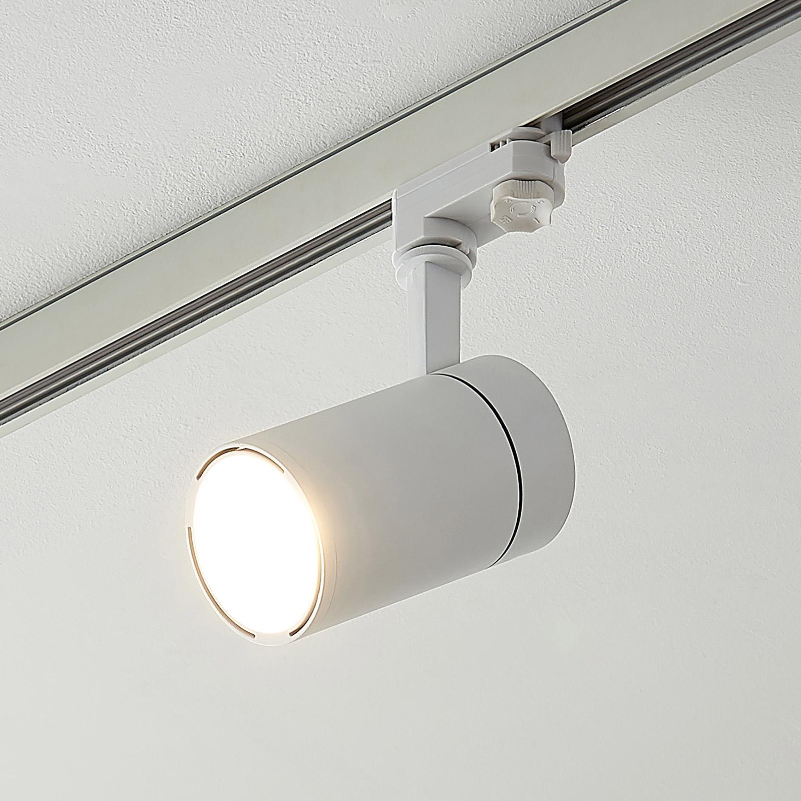 Arcchio Cady LED-Schienenstrahler, weiß 15° 22W