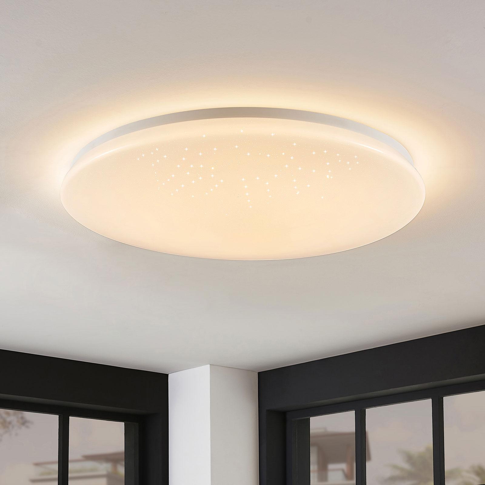LED-Deckenlampe Marlie, WiZ-Technologie, rund