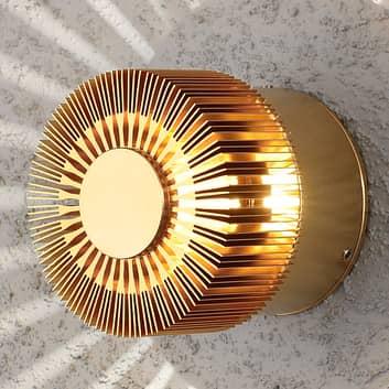 lámpara LED pared ext. color bronce Monza