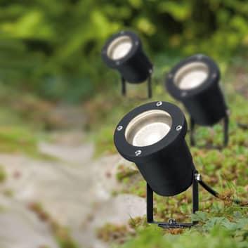 Paulmann Special Line LED-jordspyd i 3 pk, GU10