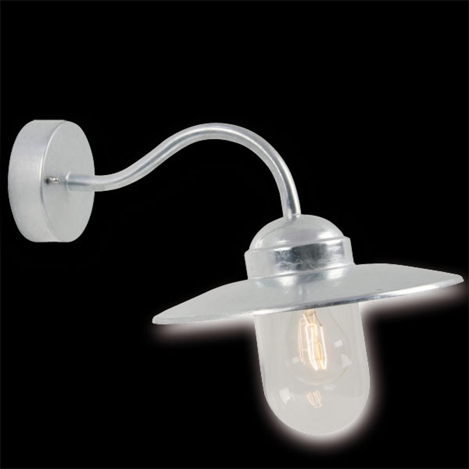 Buitenwandlamp Luxemburg thermisch verzinkt - IP54