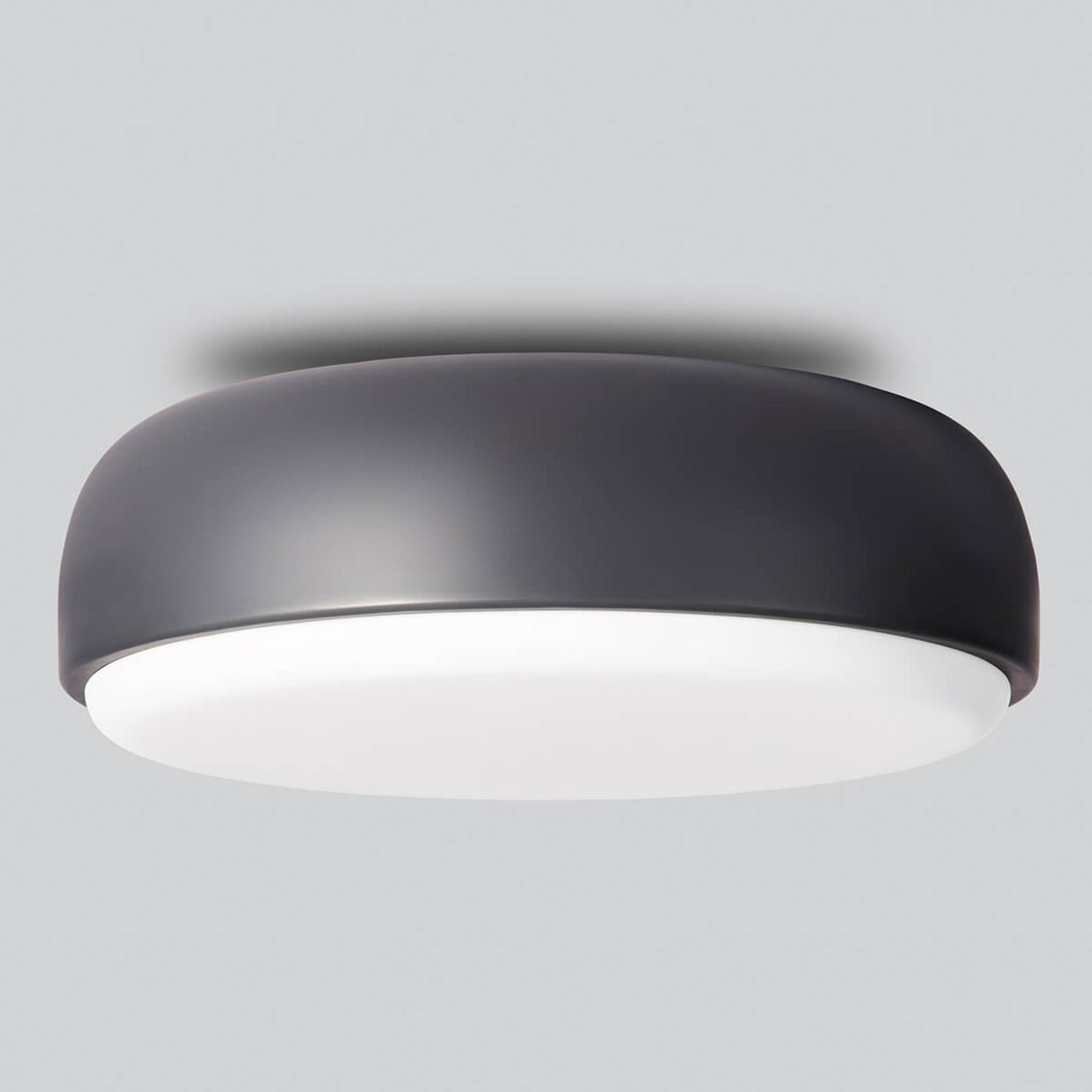 Rund designer-taklampa Over Me, 40 cm