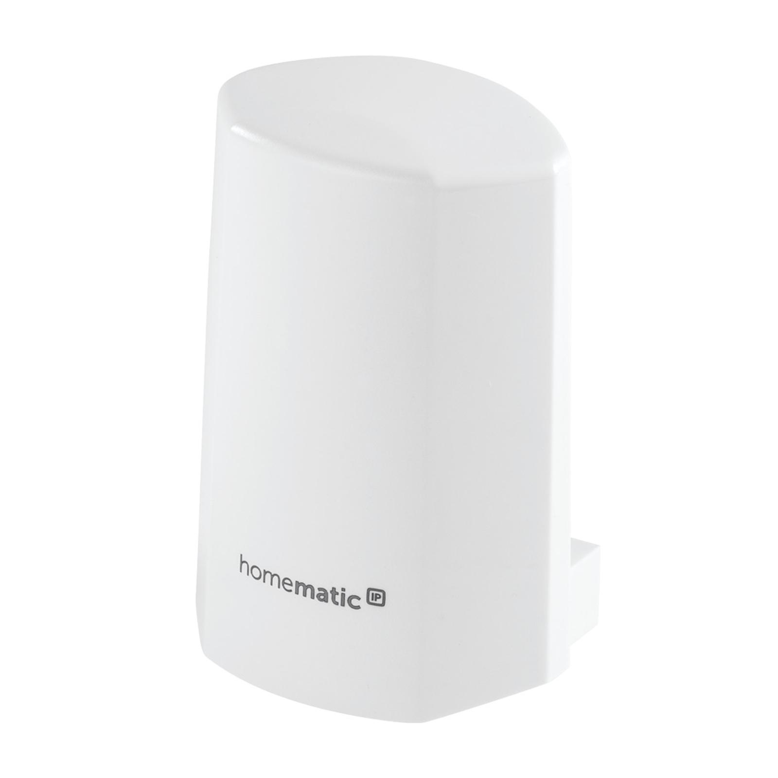 Homematic IP capteur temp./humidité ext. blanc