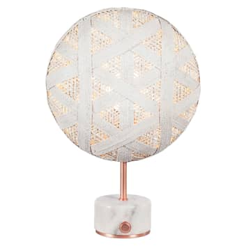 Forestier Chanpen S sekskantet bordlampe
