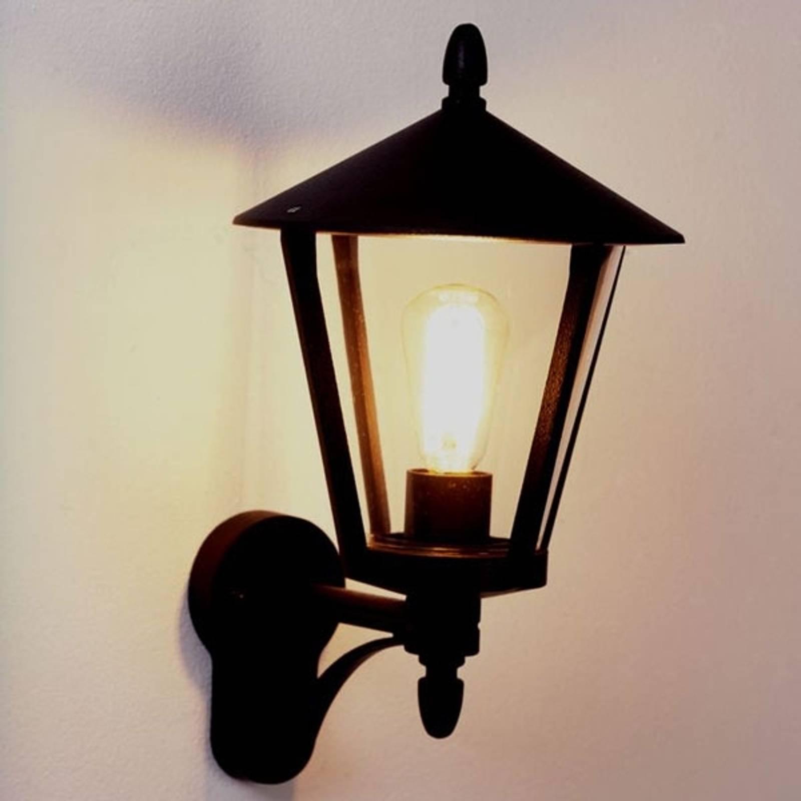 Stijlvolle buitenwandlamp 668 S