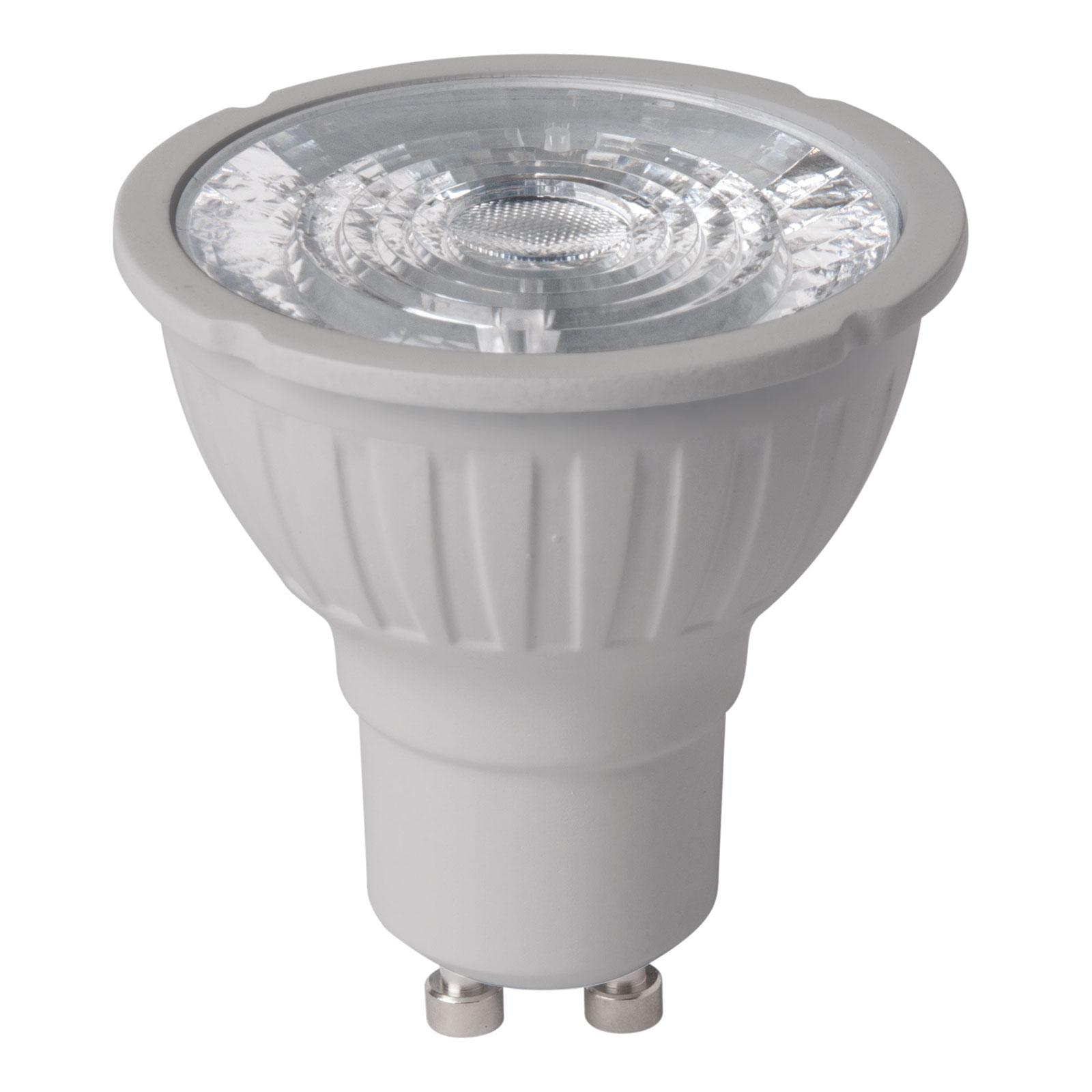 Reflektor LED GU10 dual beam 5,2W 2800K