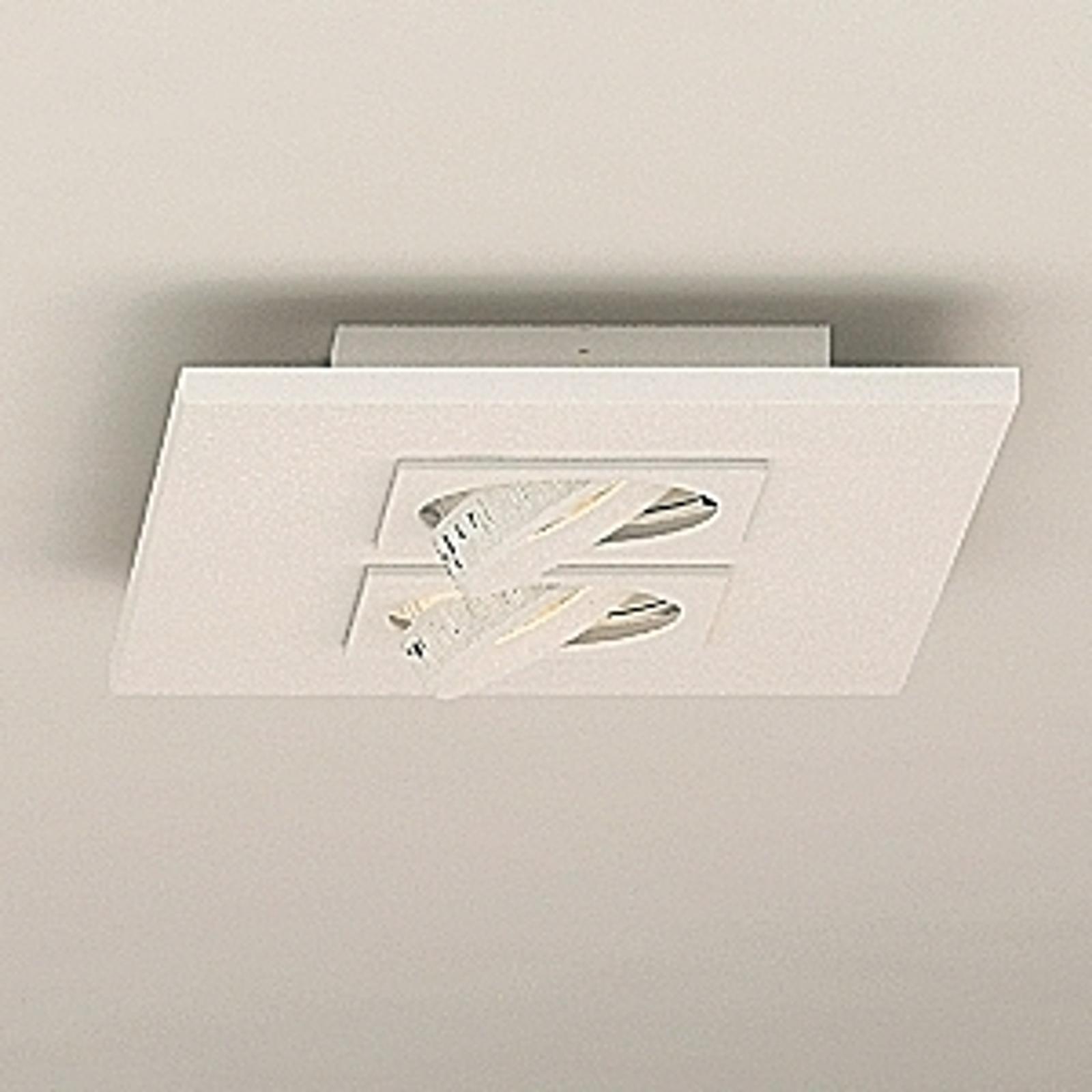 Lampa sufitowa LED MARC, 2-pkt., odchylana