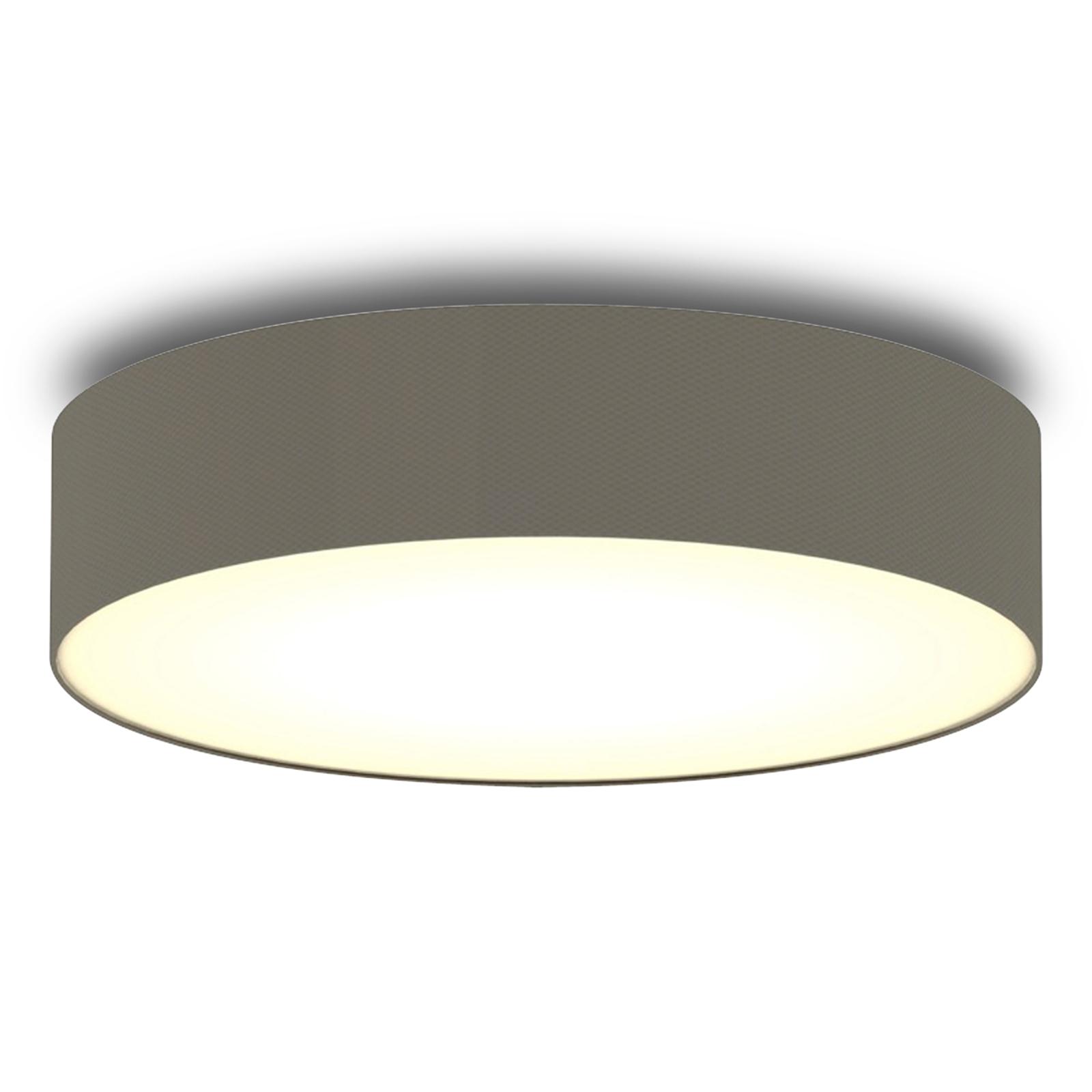 Brązowa lampa sufitowa CEILING DREAM, 40 cm