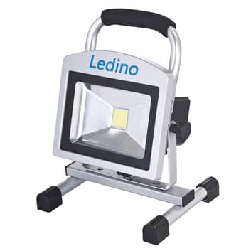 LED-Baustrahler Köpenick 209 Magnetfüße 20W 10,4Ah