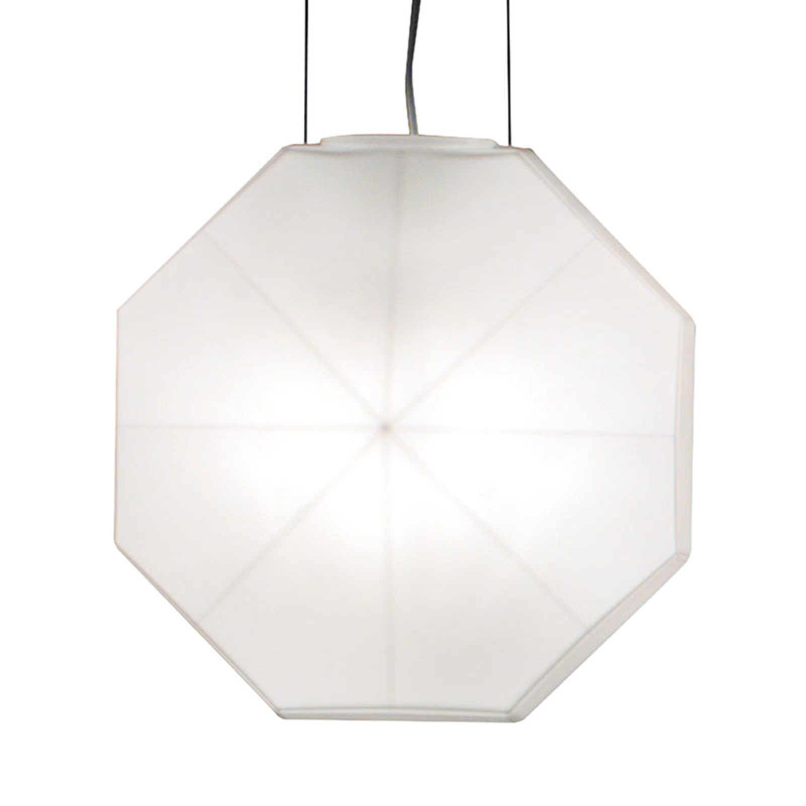 Karman 24 Karati hanglamp achthoekig wit