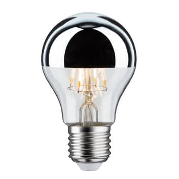 LED-lamppu E27 pisara 827 pääpeili
