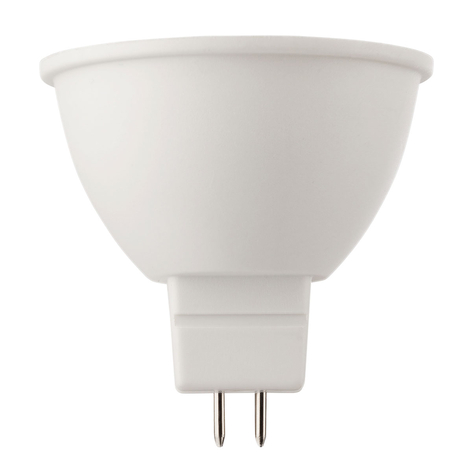 LED reflektor GU5,3 8W 36° univerzální bílá