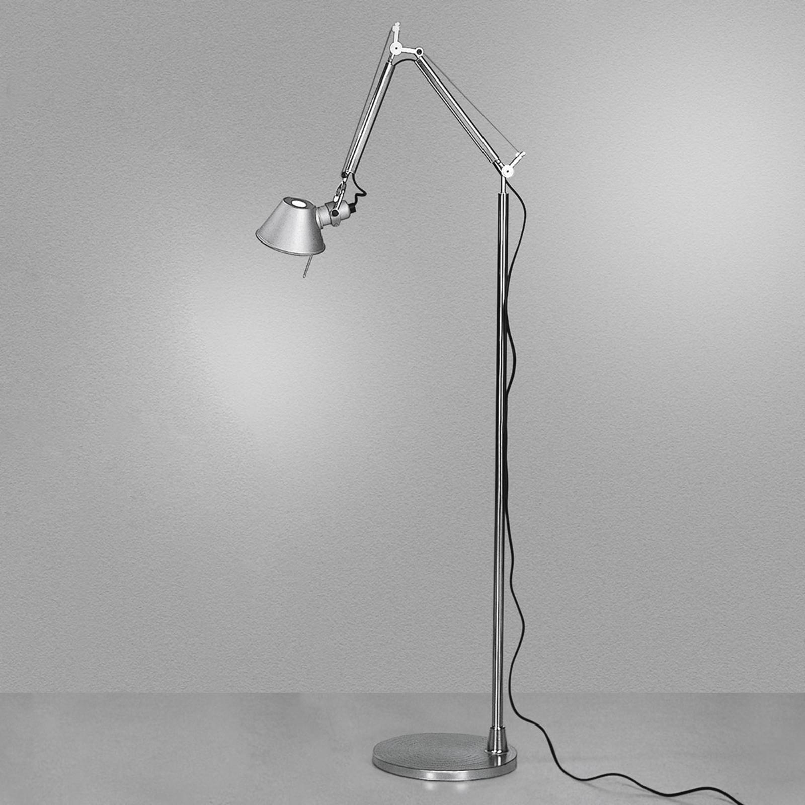 Artemide Tolomeo Micro lampa podłogowa LED 3000K