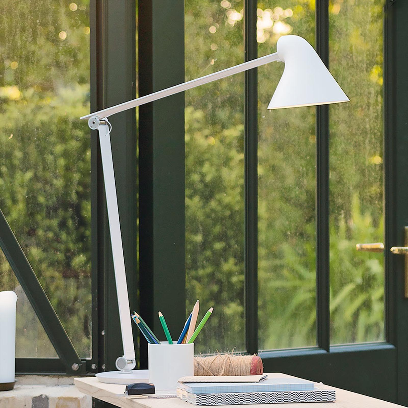 Louis Poulsen NJP lampada da tavolo 2.700 K bianco