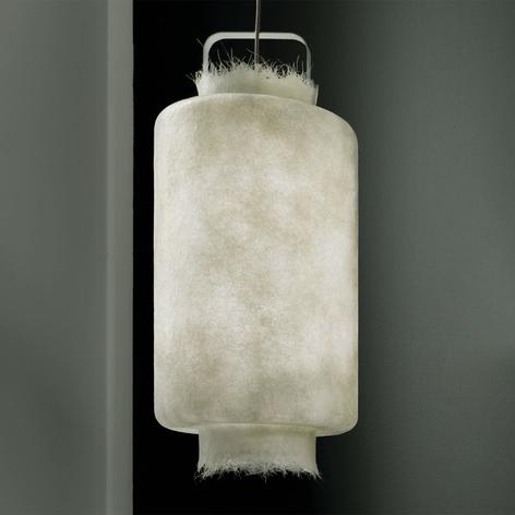 Karman Kimono suspension d'extérieur LED, Ø 40cm