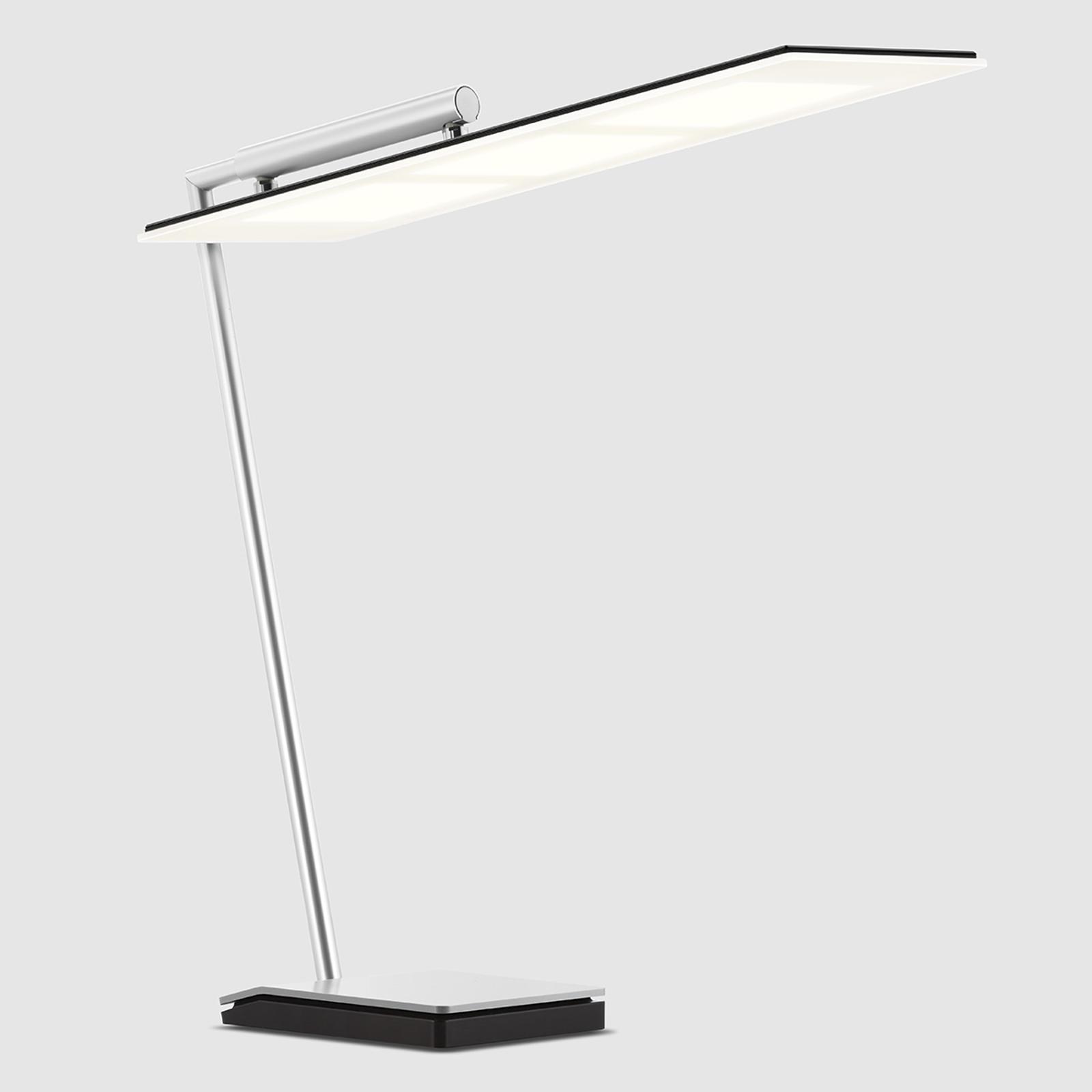 Zwarte OLED bureaulamp OMLED One d3